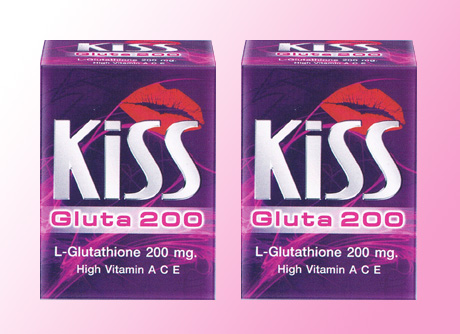 Kiss Gluta 200