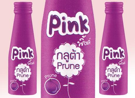 Pink Gluta Prune