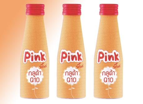 Pink Gluta Q10